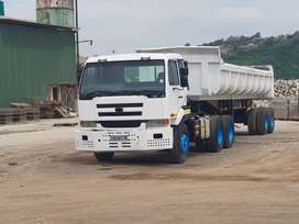 Ud 440 horse and trailer