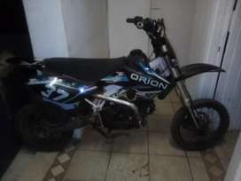 Off-road pitbike Orion 125cc 2011 model