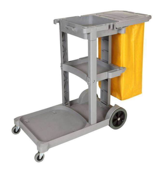 ECONO JANITORIAL TROLLEY