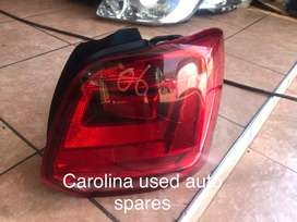 Vw polo 8 right side taillamp