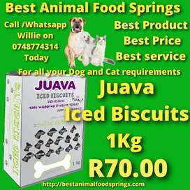 Juava Iced Biscuits 1Kg