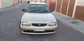 Excellent Toyota Tazz 2004 2E1.3 for sale.