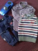 Джинси,штани,рубашка h&m,Gap,сорочка(1-1.5р)