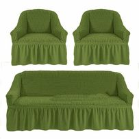 Чехол на диван чехол на кресло чехол на 2 кресла и диван накидки на ме