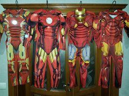 Костюм Железного человека/Marvel,Iron men/на возраст3-10 лет с маской!