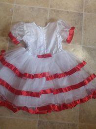 Новорічне плаття для дівчинки
