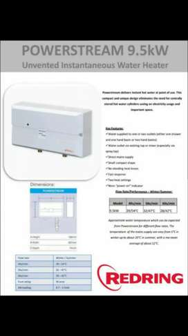 Inline Electric Water Heater
