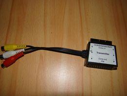 przekażnik-transmiter eurozłącze