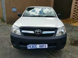 2008 Toyota Hilux VVTI 2.7 for sale