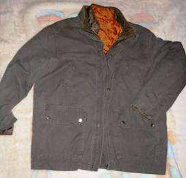 khaki jkt with liner capeunion