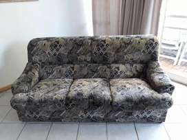 Used - grafton everest 3 seater, couch.