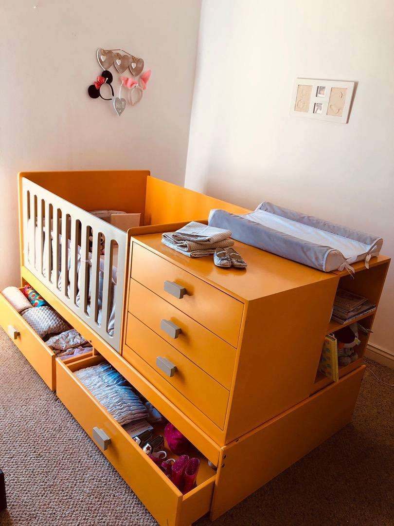 5in1 Baby Bed Unit 0