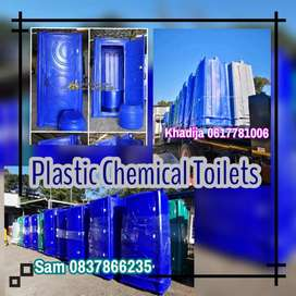 Special Plastic Chemical Portable Loo Vip Mobile Toilets Freezers Tent