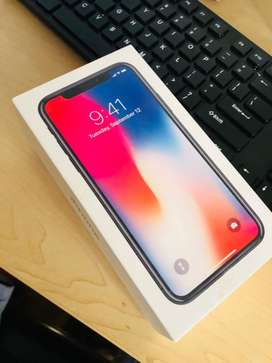 Iphone X 64GB mint condition