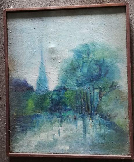 obrazy stare Wieluń - image 5