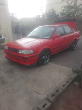 Toyota corolla for sale or swap