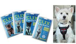 Clix Car Safety Dog Harness szelki bezpieczeństwa dla psa do samochodu
