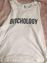 Bluzka bitchhology