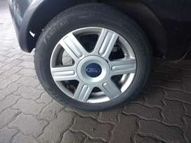 """14"""" ford mags and tyres to swop"""