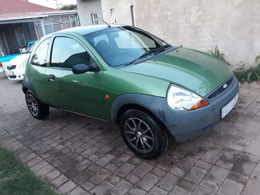 Very neat Ka for sale on the road with papers 0