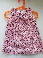 H&M śliczna sukienka jak nowa 86 cm!