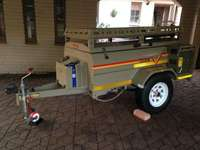 Image of Venter Savuti on/off road trailer