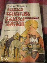 """książka """"Śladami Stasia i Nel Z panem Biecankiem w Abisynii"""" M.Brandys"""