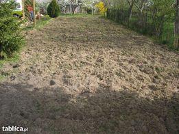 Glebogryzarka usługi , przekopywanie ziemi pod trawnik