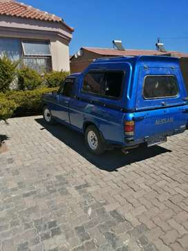 Bakkie for sale 65k slightly negotiable