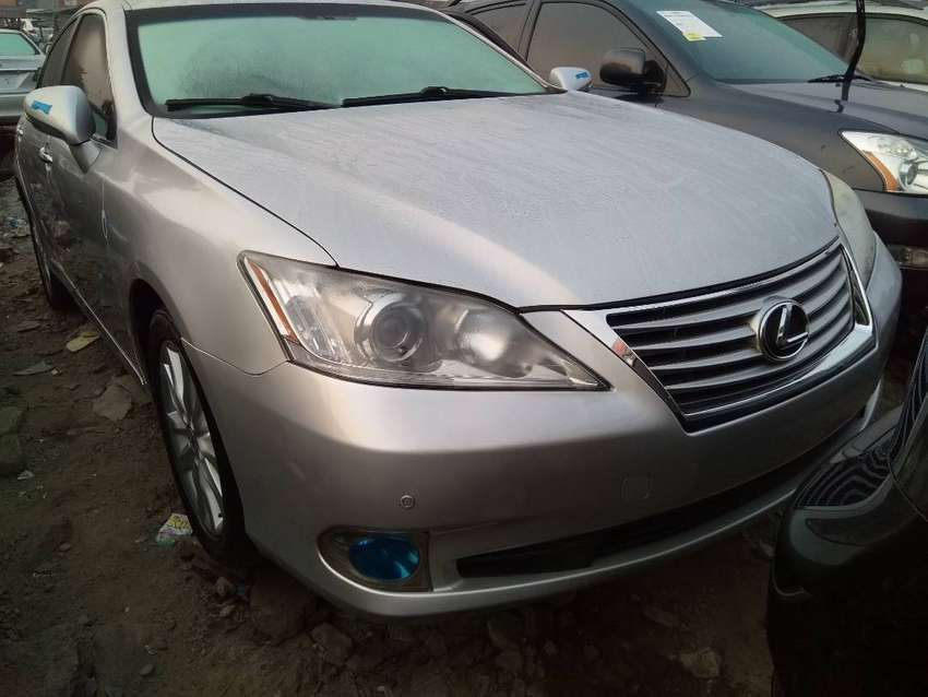 Tokunbo Lexus ES350, 2010/011, Full Option. Very Completely. 0