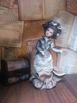 "Коллекционая кукла "" Дамы эпохи"""