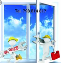 Serwis i Naprawa ! Regulacja ! Konserwacja ! Okien i Drzwi PCV i Alu