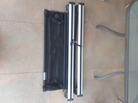 Roof Carrier Bars and Boot Partition