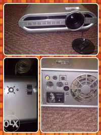 Image of LG RD_jt 52 projector