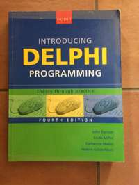 Image of Introduction to Delphi Programming theory through practice 4th Ed.