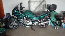 Продам мотоцикл YAMAHA Diversion 900