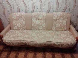 Kanapa + 2 fotele + ława