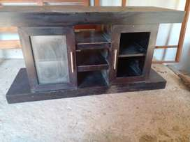 Solid Wooden Bathroom Cabinet for twin basins @ R1,500
