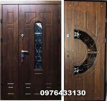 Двери двері входные металлические бронированные в наличии на складе