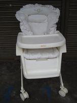 Krzesełko do karmienia, leżaczek APRICA