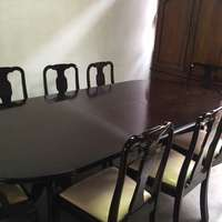 Image of 9 Piece Dining Room Suite