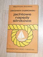 Jachtowe napędy silnikowe - Dąbrowski