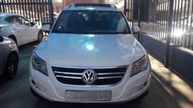 Vw Tiguan 2.0 TDI 4 Motion Sunroof
