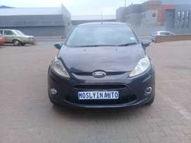 2009 model Ford Fiesta available.