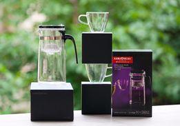 Набір чайник заварник для чаю+2чашки KAMJOVE K-302 (750ml).
