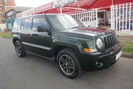 2010 JEEP PATRIOT 2.4