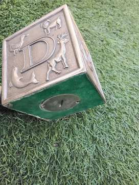 Old Collectable Metsl Money  Box