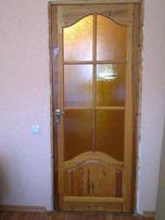 Продается дверь из сосны