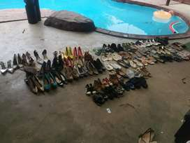 Second hand Size 7 ladies shoes