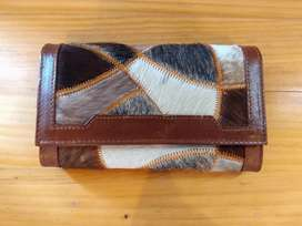 Real leather premium wallet